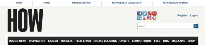 Beste Design-Blogs: HOW