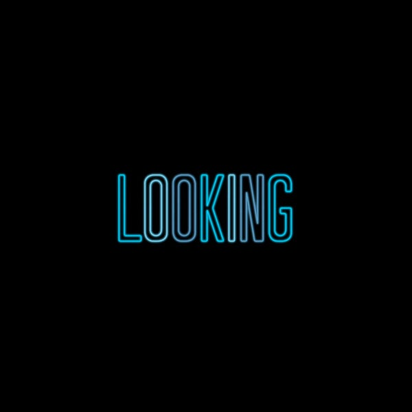 The logo for HBO's Looking