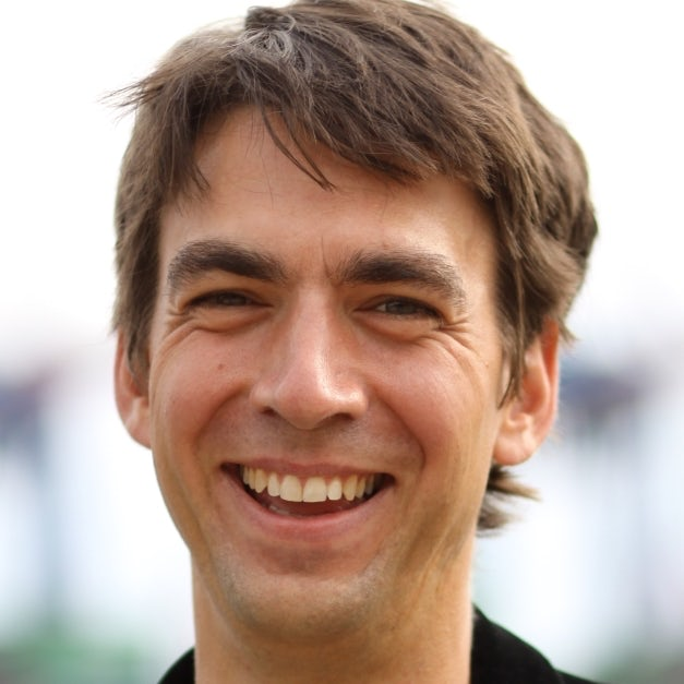Matthias Henze, co-founder and CEO of Jimdo, father of 1.