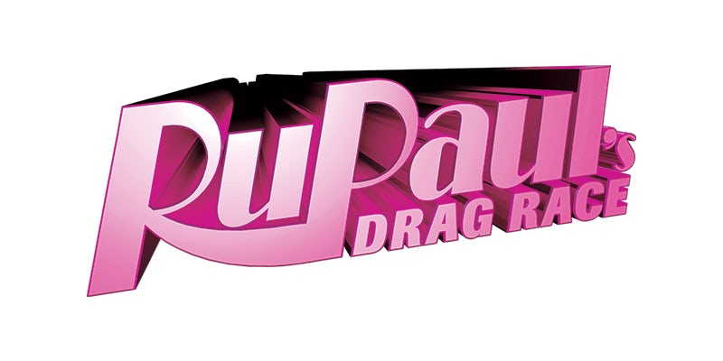 Logo for RuPaul's Drag Race