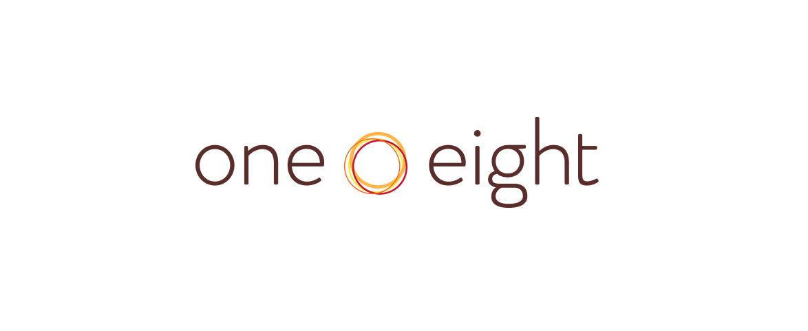 oneOeight logo
