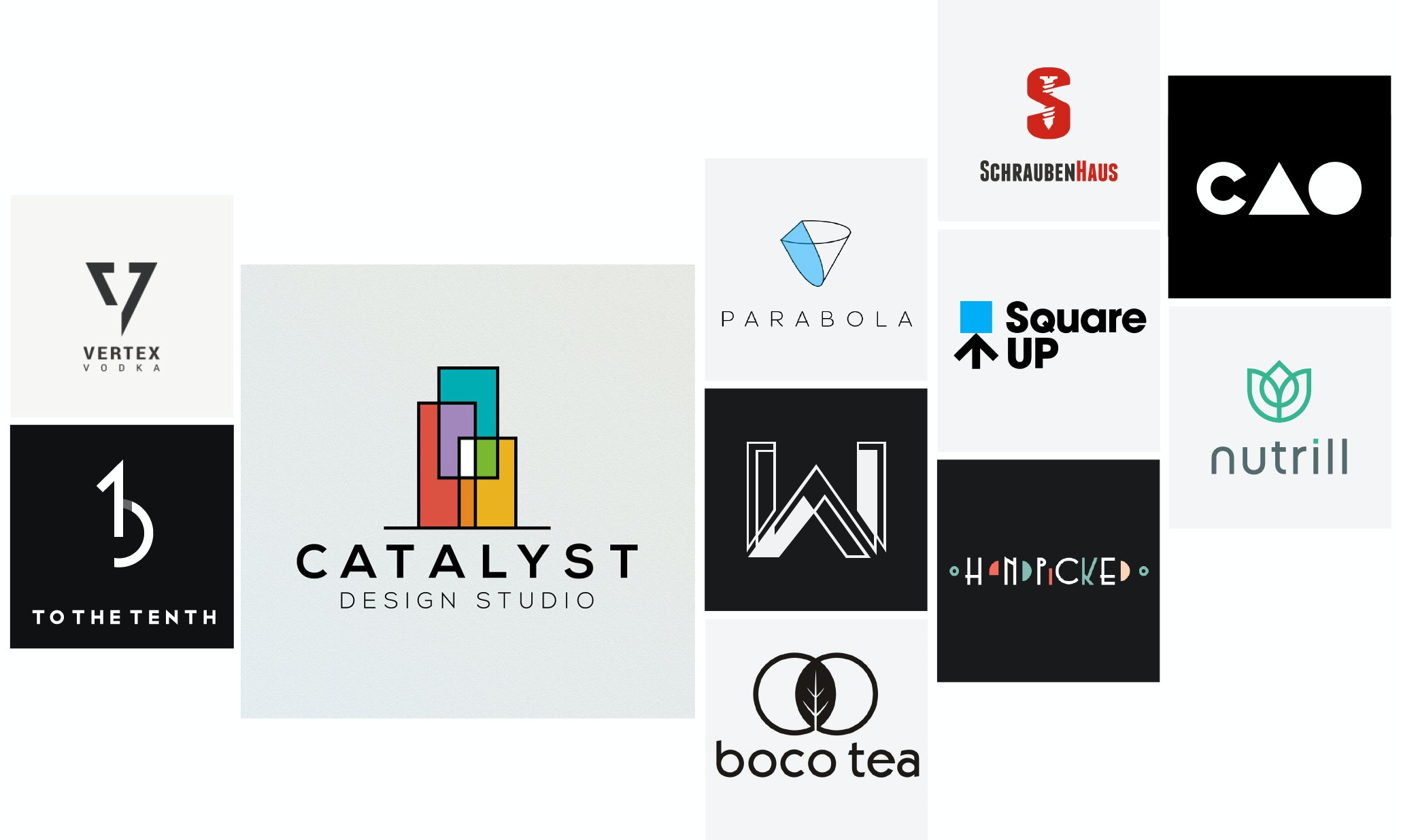 27 modern logos that revolutionize the past - 99designs