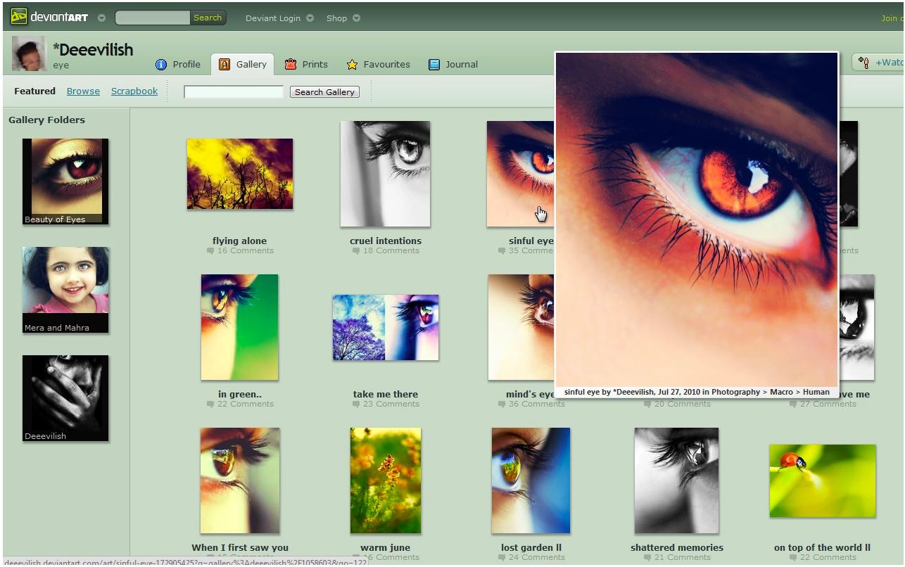 Hover Zoom screenshot