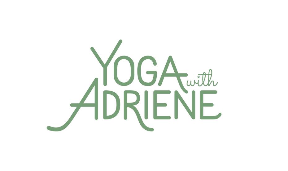 Yoga With Adriene logo