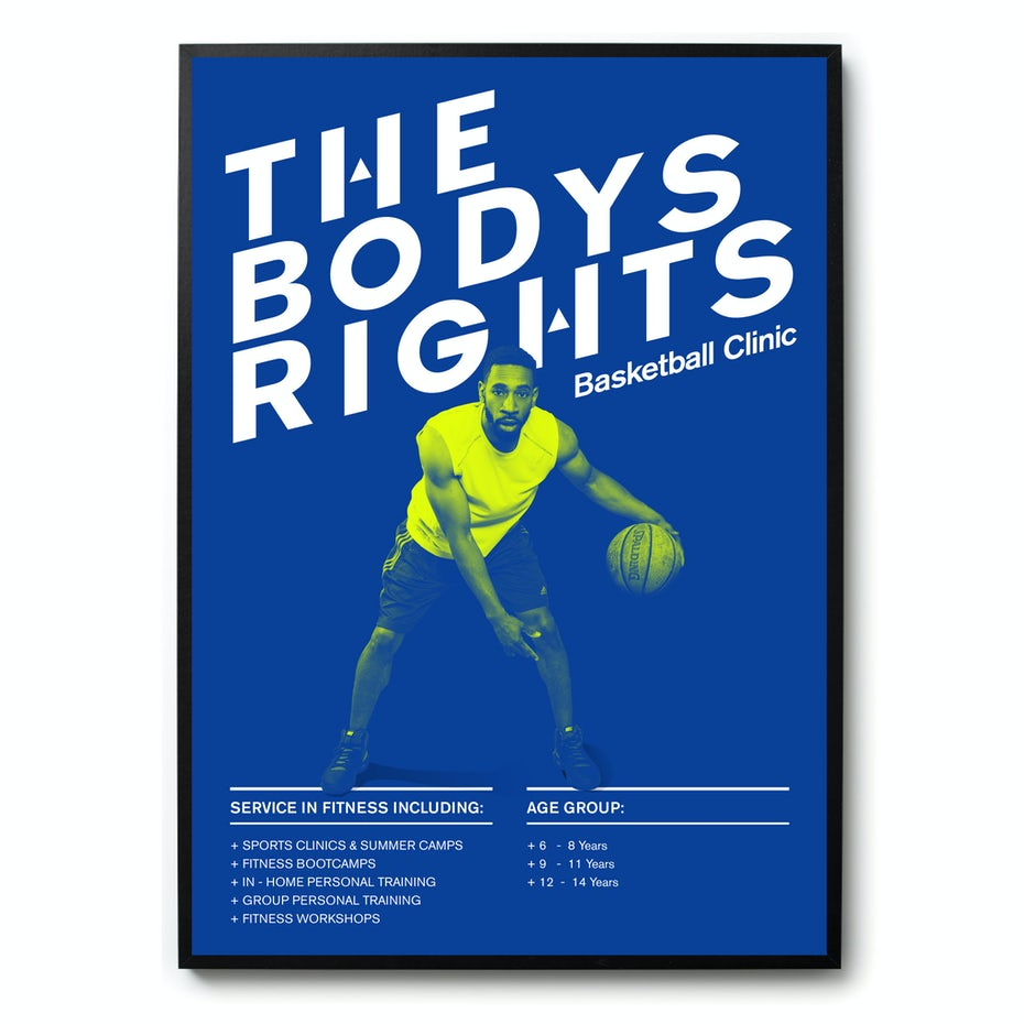 The Body's Rights logo