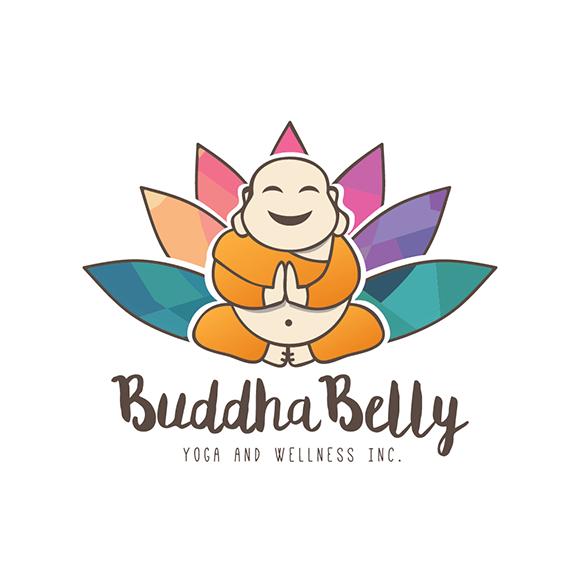 Buddha Belly Health And Wellness logo
