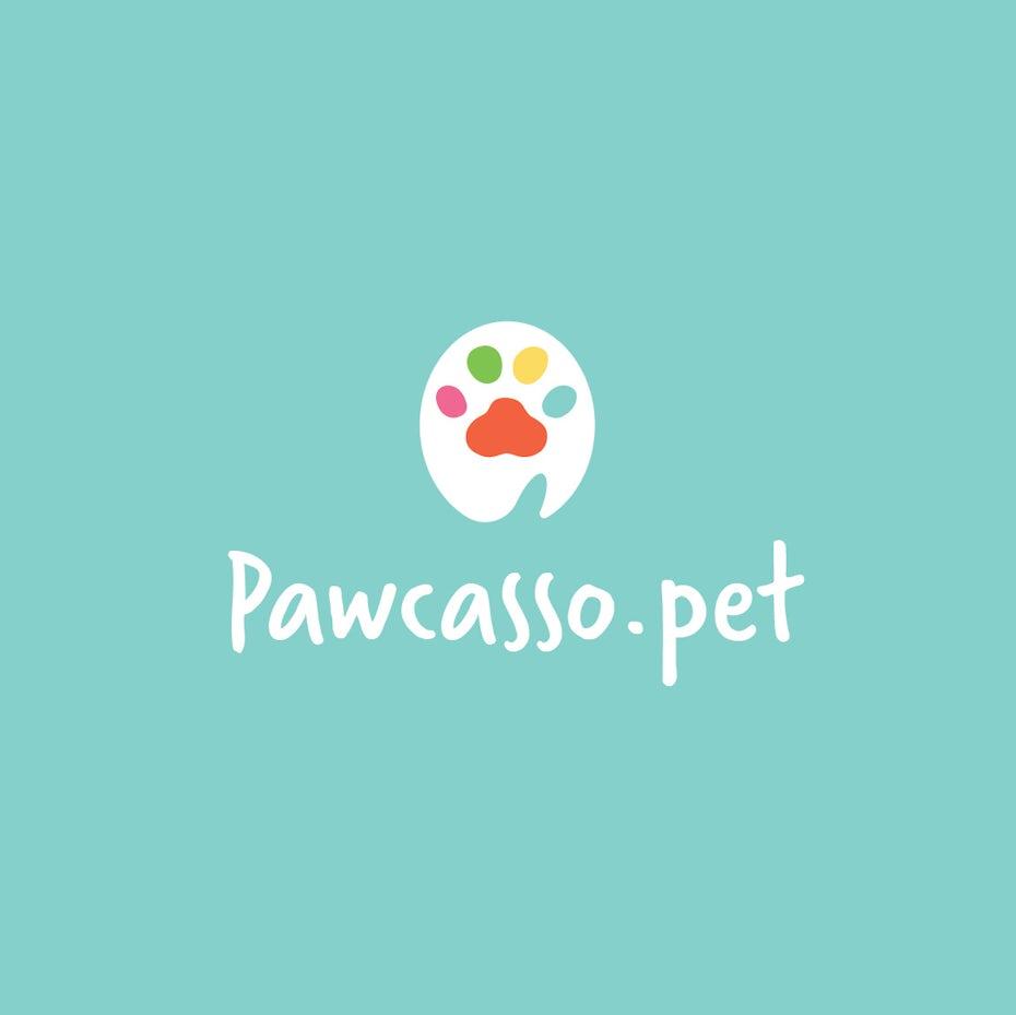 Pawcasso.com Logo