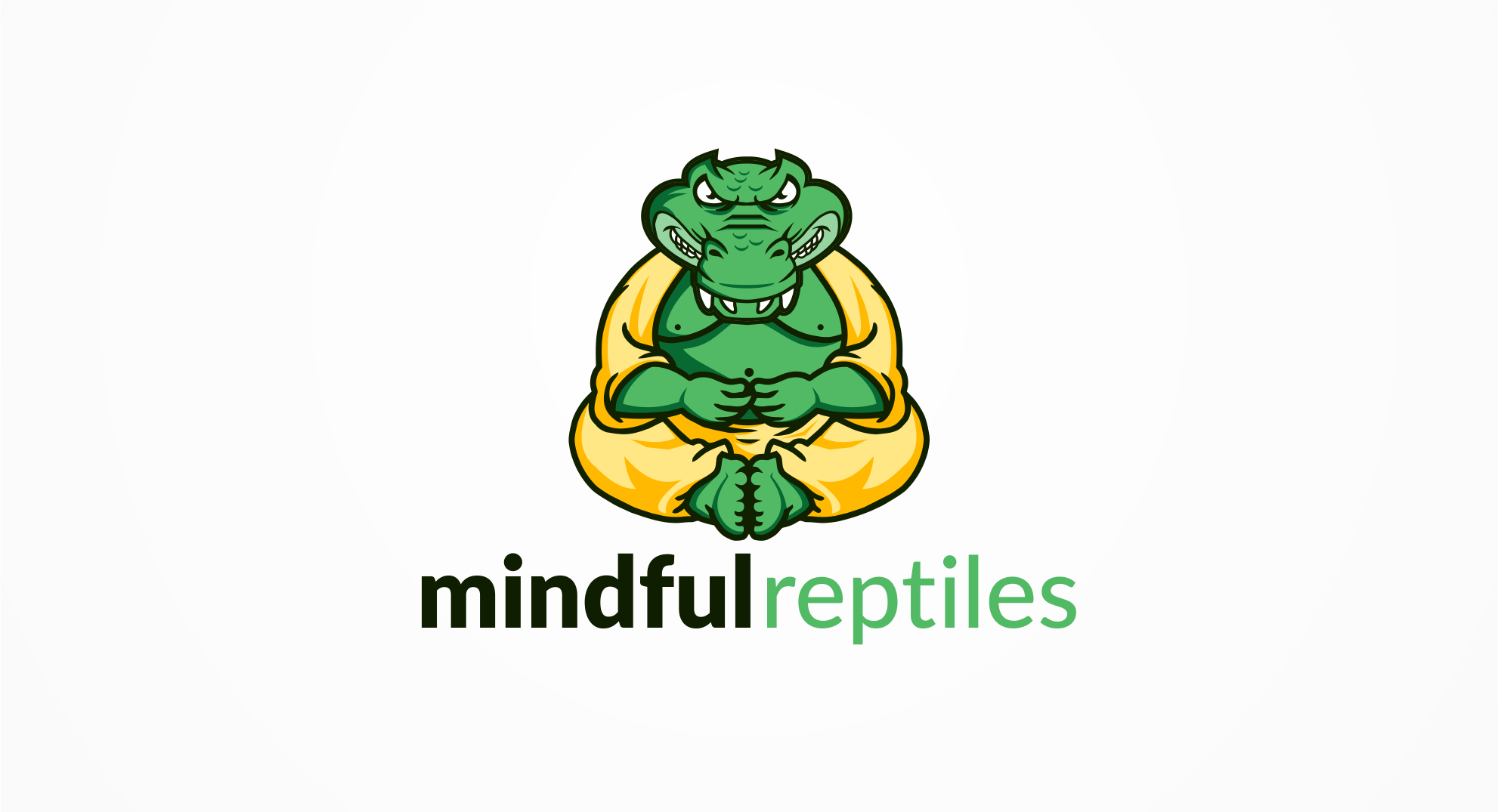 Mindful Reptiles logo