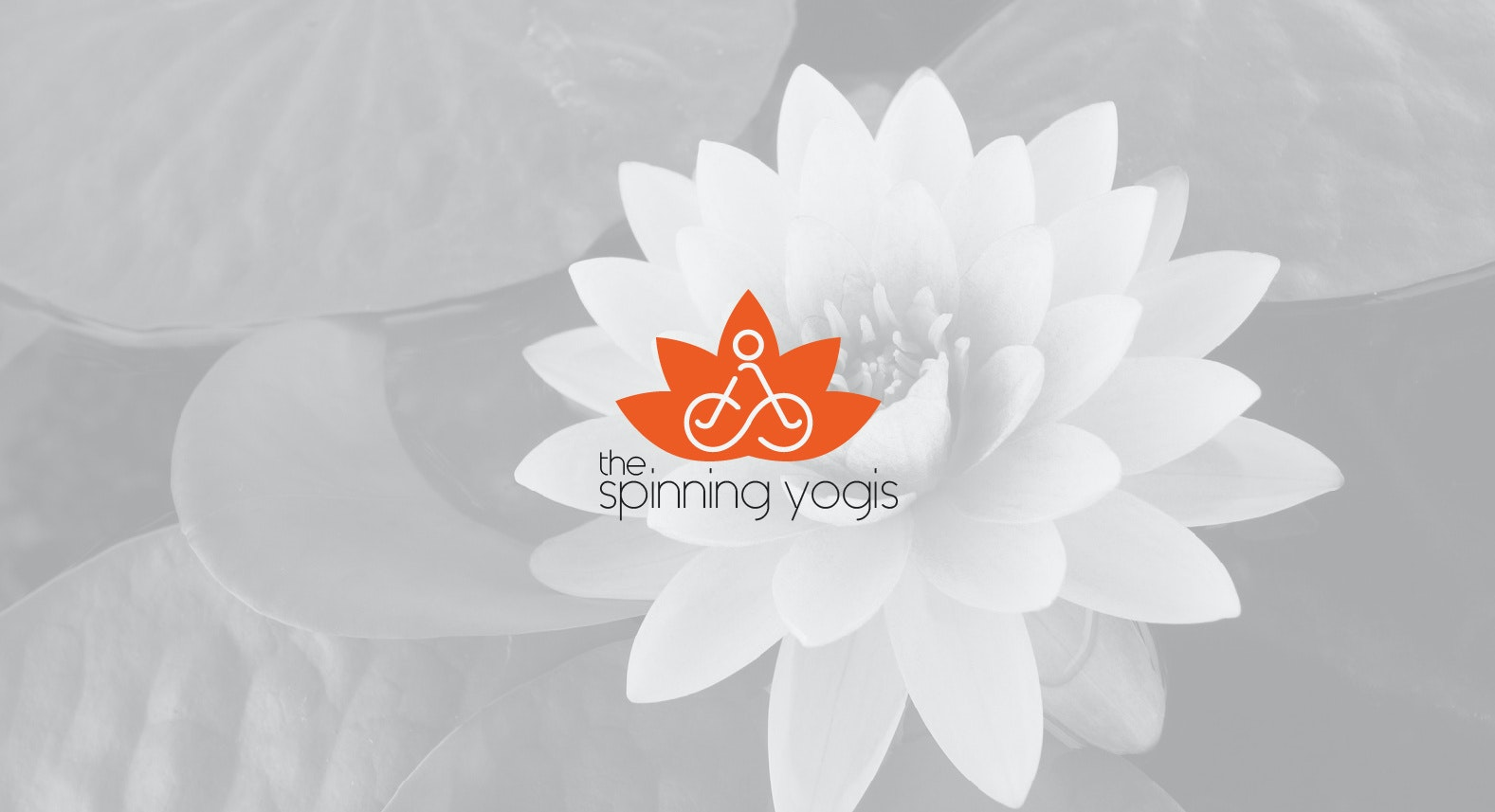 The Spinning Yogis logo