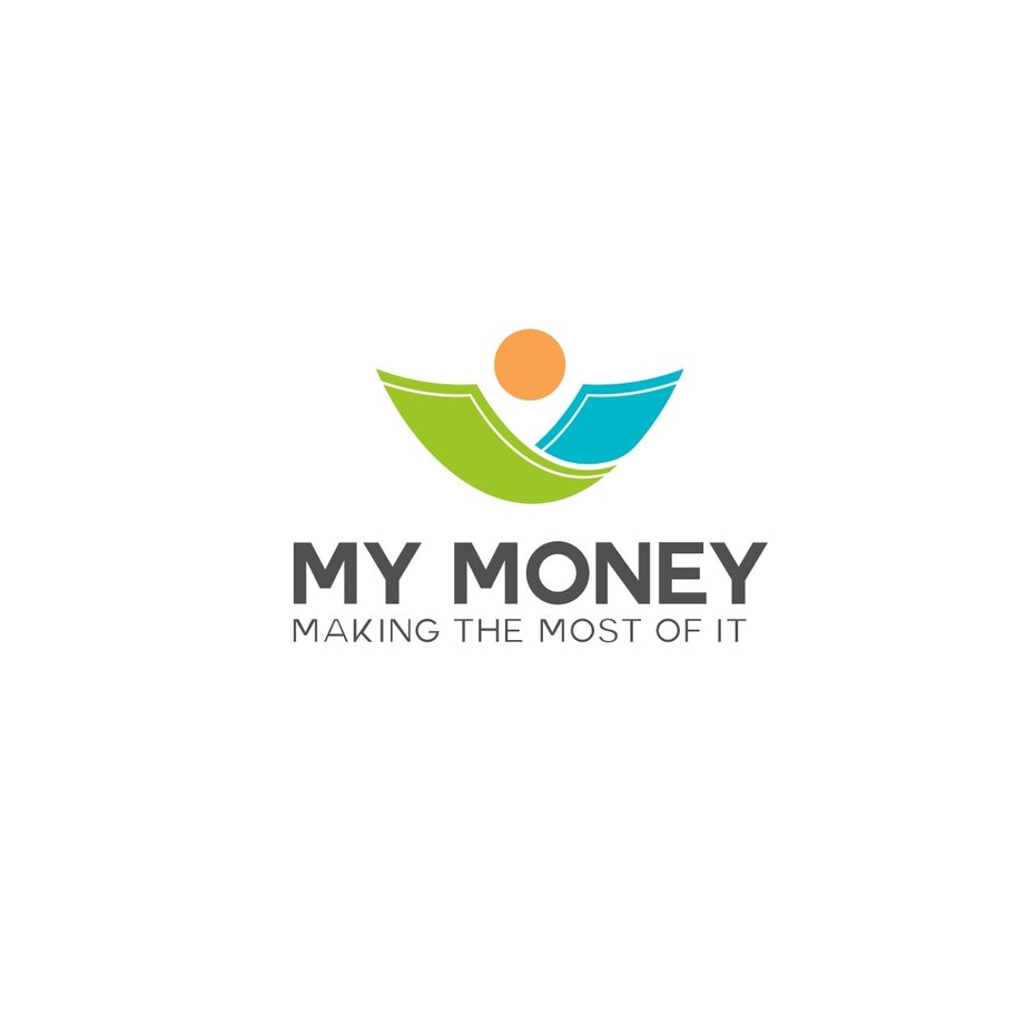 My Money logo design
