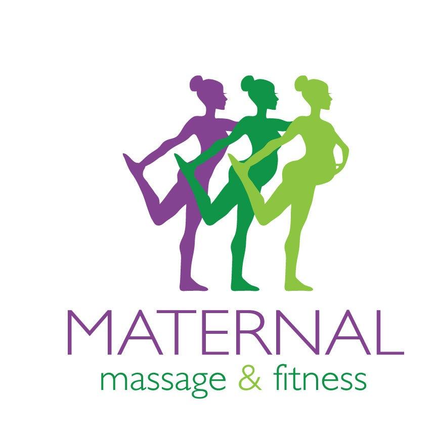 Maternal Massage And Fitness logo
