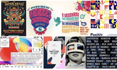 Top 11 des meilleures affiches de festival musical de l'été 2017