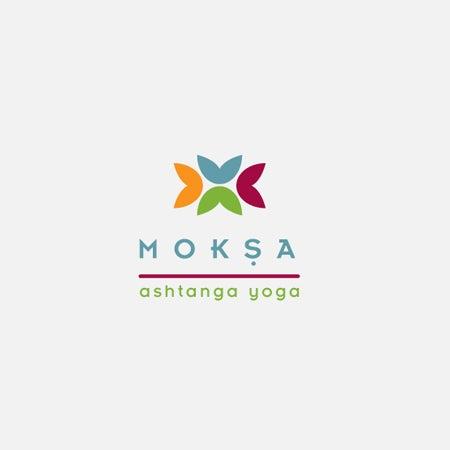 Moksa Yoga logo