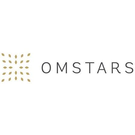 Omstars logo