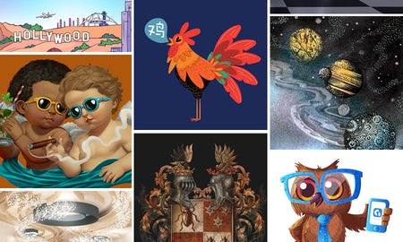 Vote for July's Top 9 at 99