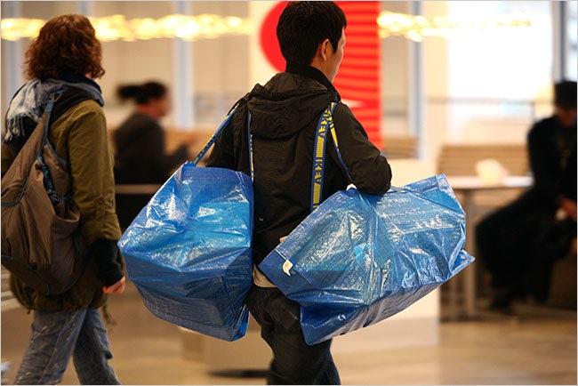 IKEA's bags