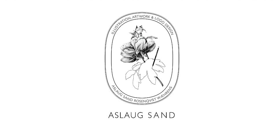 Aslaug logo