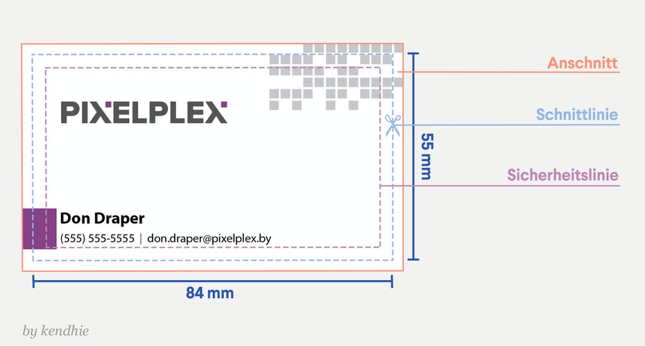 7 Tipps Für Ein Großartiges Visitenkarten Design 99designs