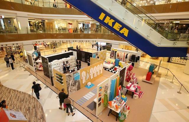 IKEA's Hong Kong store