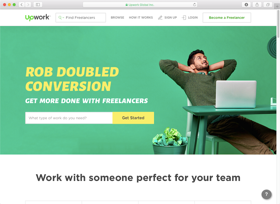upwork- outsourcing Bangladesh