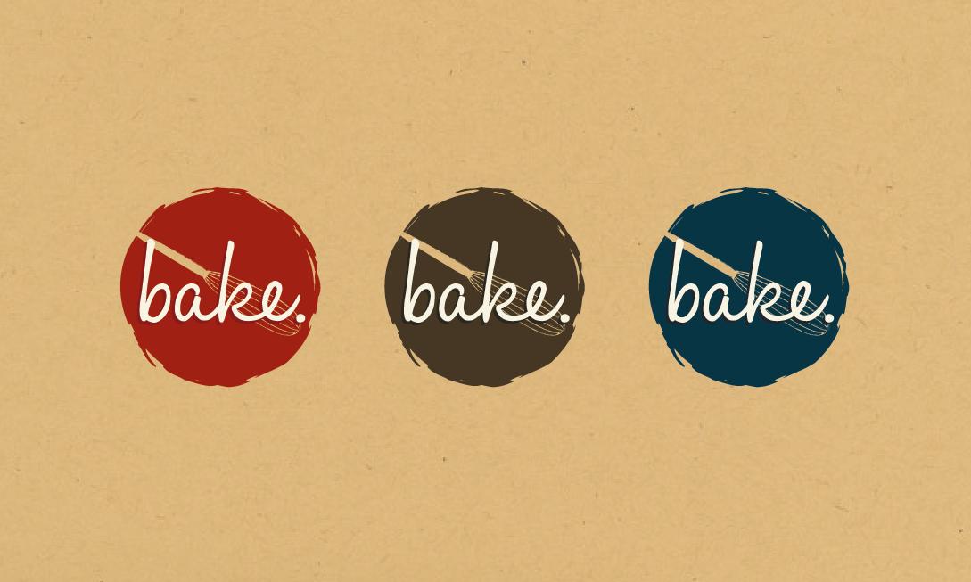 bake. Logo