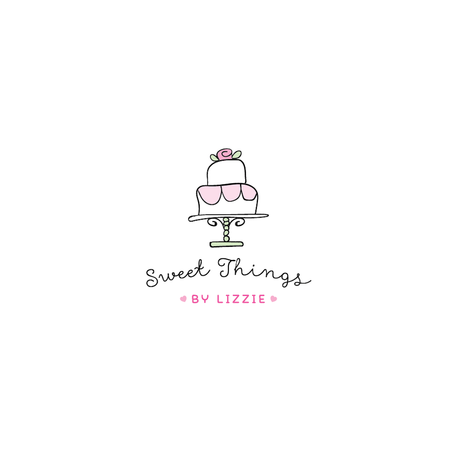 Sweet Things by Lizzie logo