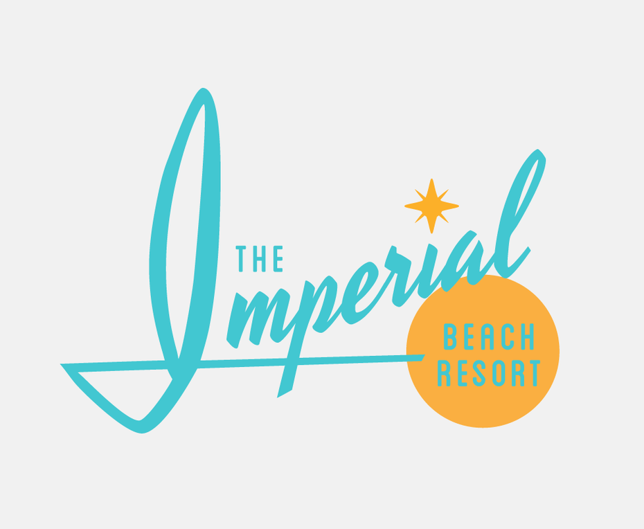 vintage style branding design