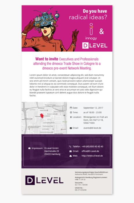 Marketing-E-Mail Design