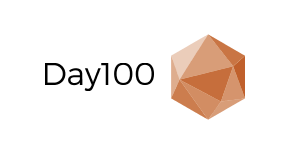 TailorBrands day100 logo