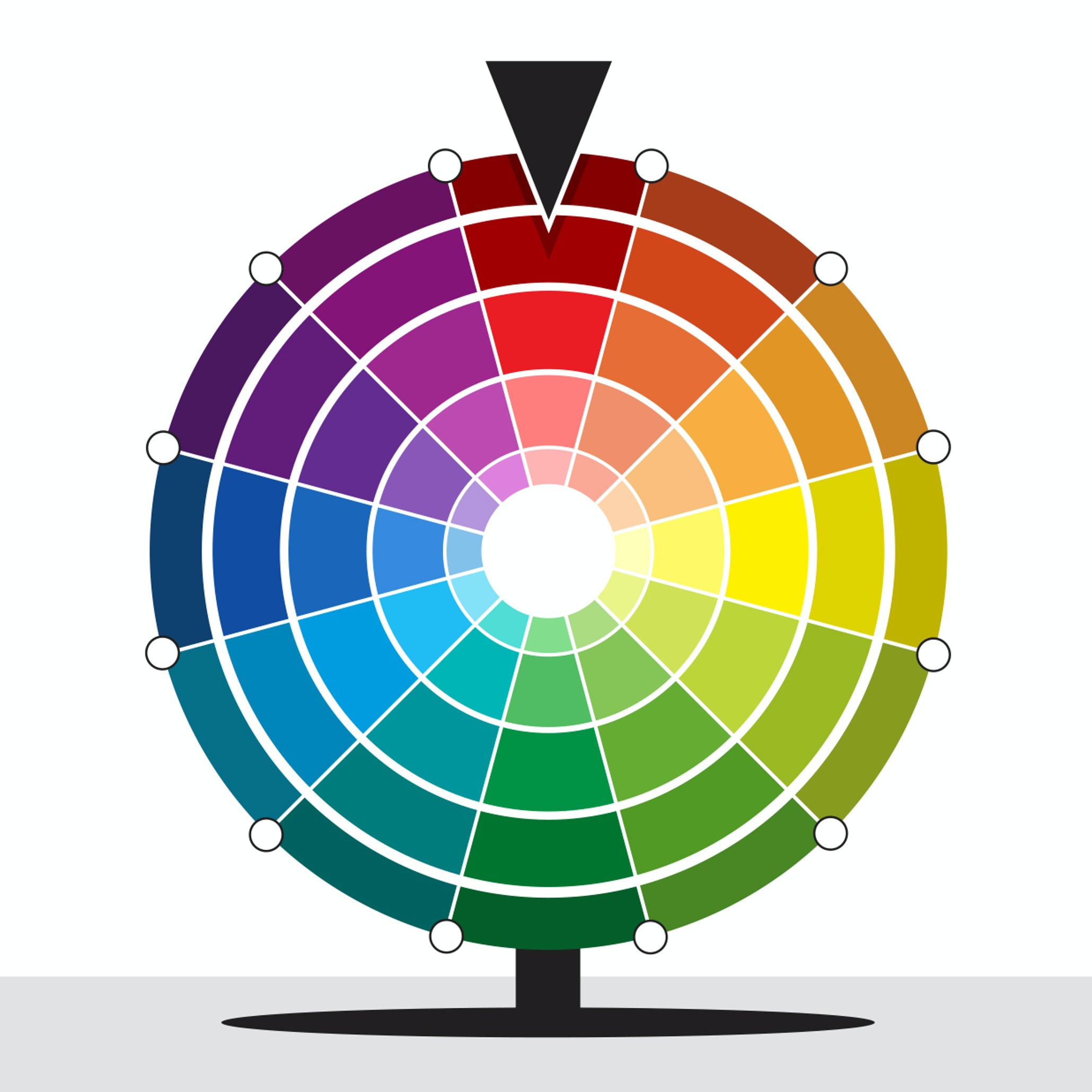 Branding colors: everything you need to choose your brand's perfect