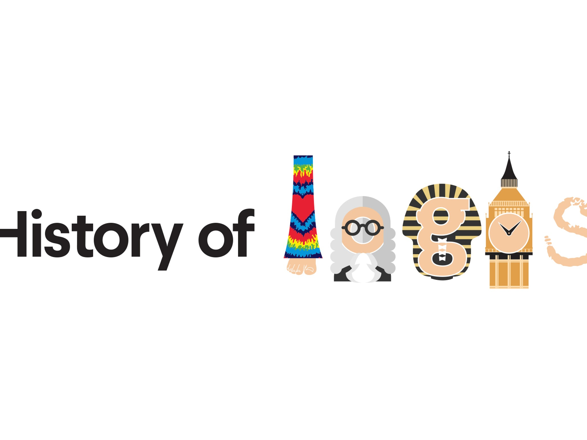 The history of logos - 99designs