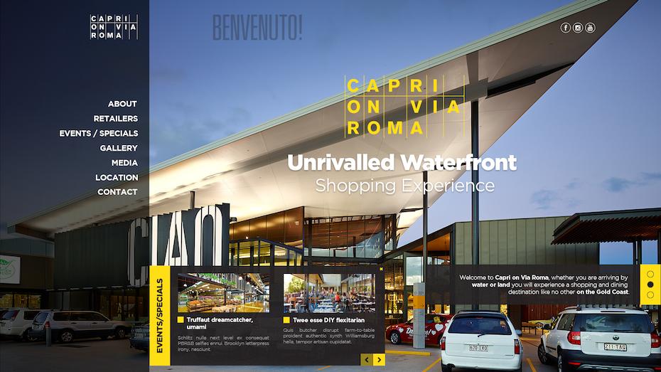Elementos del diseño, Diseño de páginas web