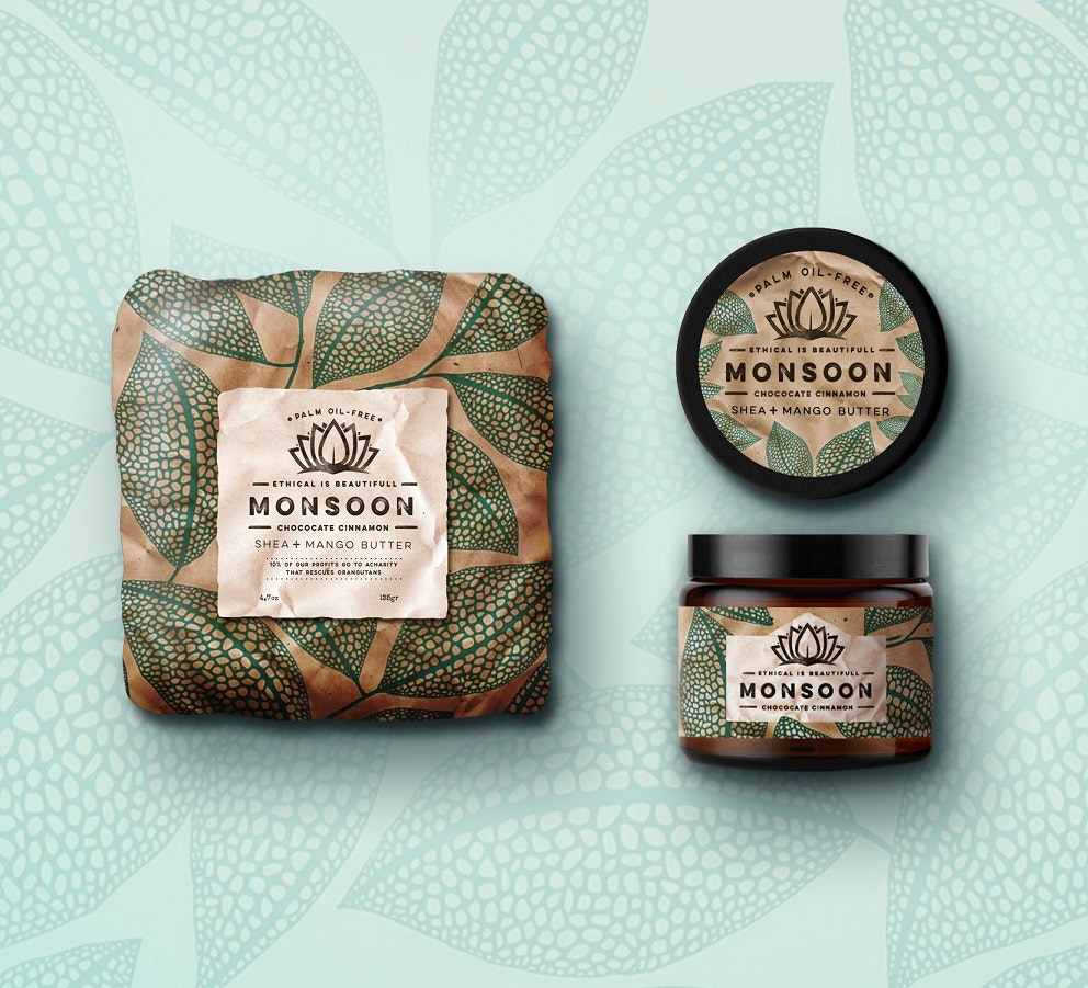 Ethical is Beautiful Cosmetic Packaging