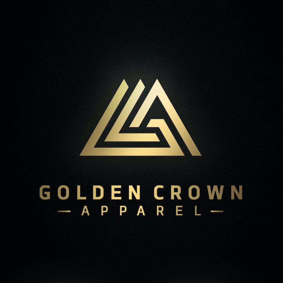Triangle logos