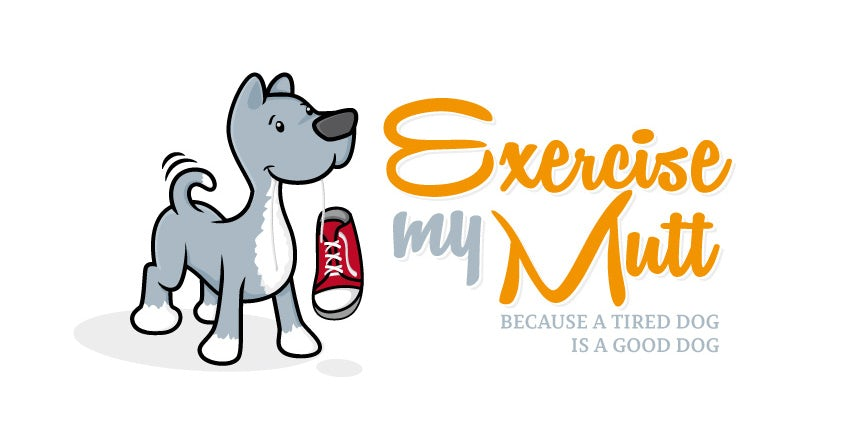 Exercise My Mutt logo