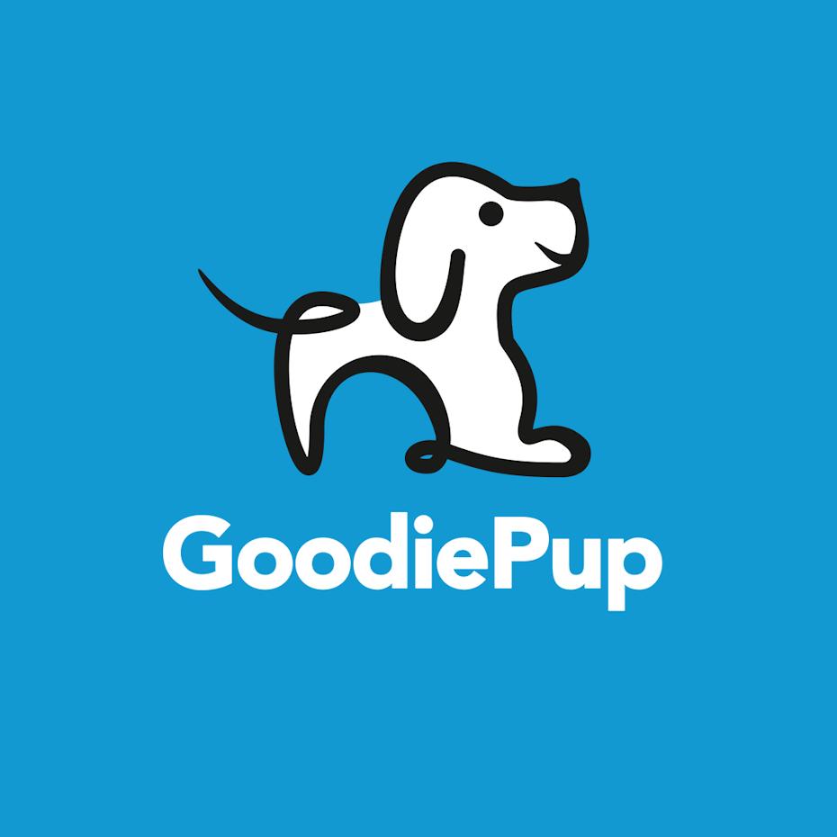 GoodiePup logo