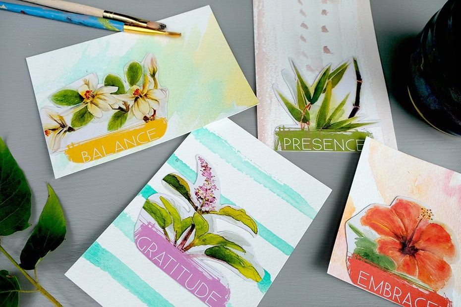 custom made note cards