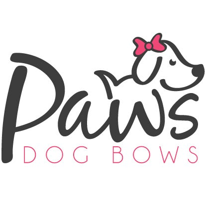 Paws Dog Bows logo