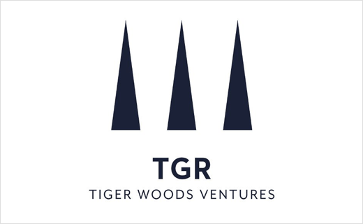 New Tiger Woods logo