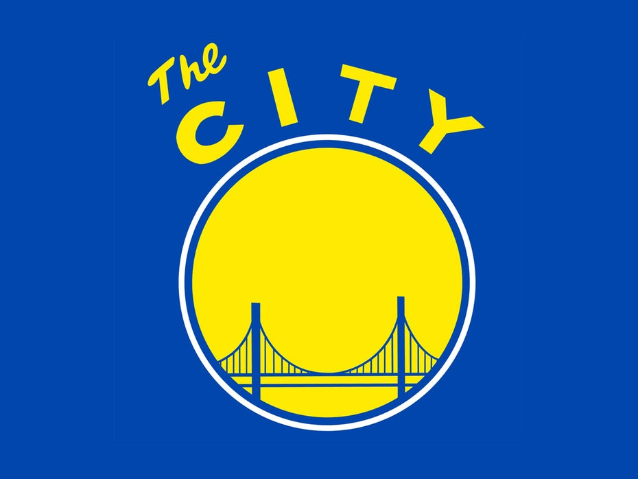 The Golden State Warriors How Sports Logos Turn Teams Into Champions 99designs