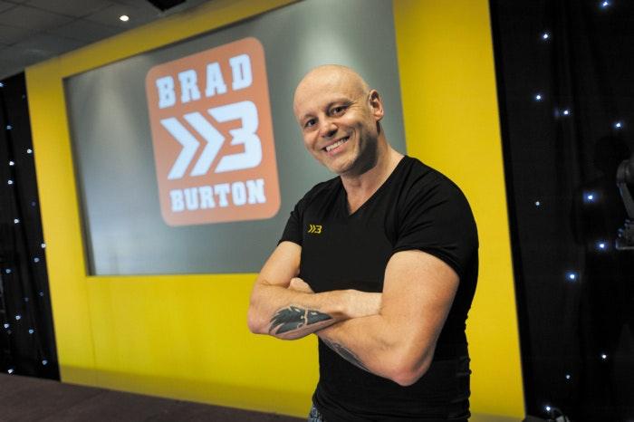 Brad Burton portrait