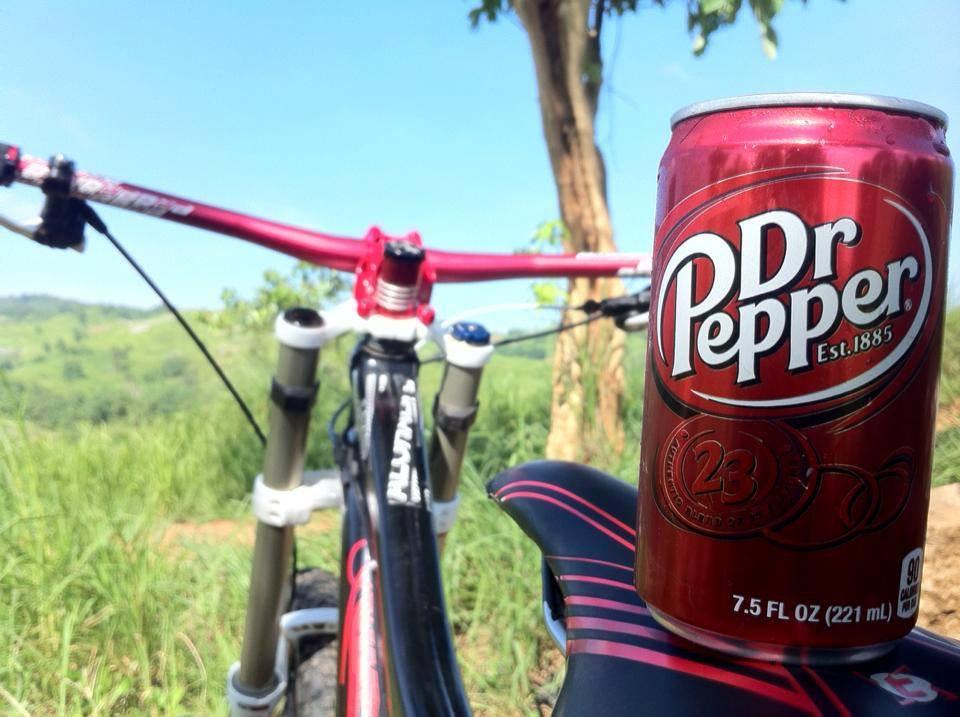 Dr Pepper Facebook post
