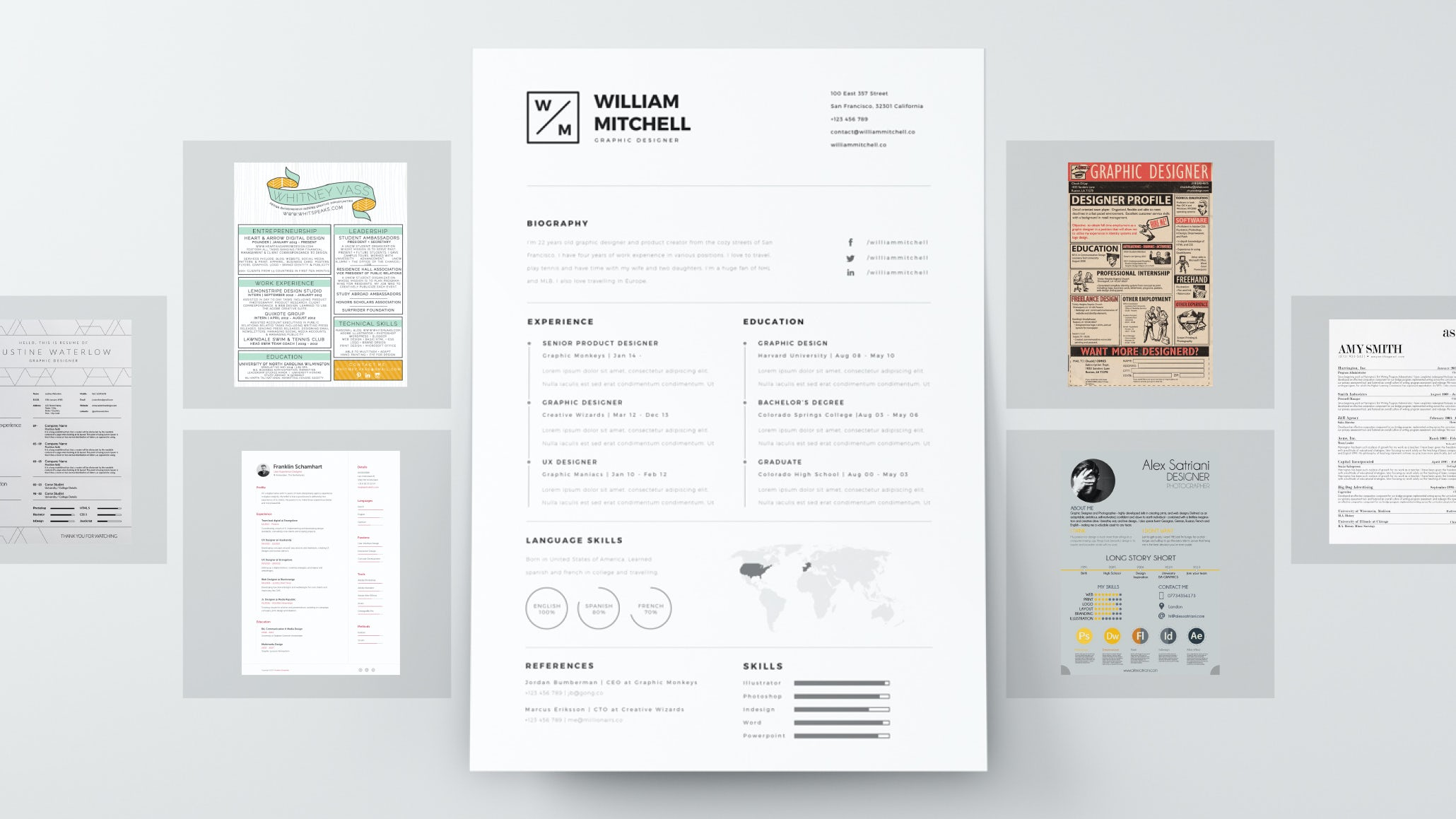 e5138c5a 7 resume design principles that will get you hired - 99designs