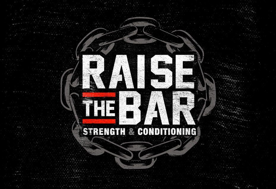 Fitness-Logo Raise the Bar