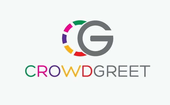 Crowdsourced greeting card marketplace logo