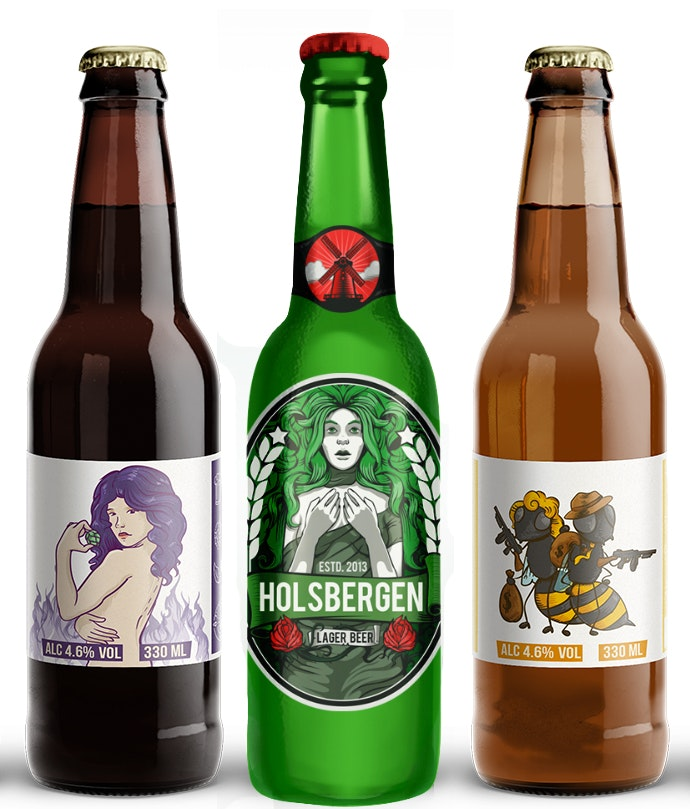 How To Design A Beer Label The Ultimate Guide For Craft Brewers
