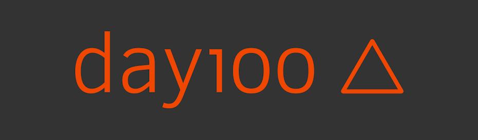 day100 logo