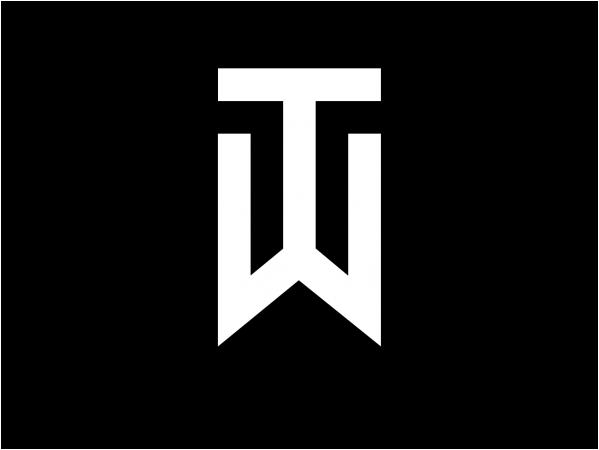 Tiger Woods lettermark
