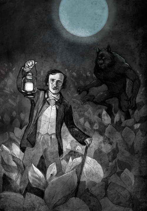 illustrations by Marrieta
