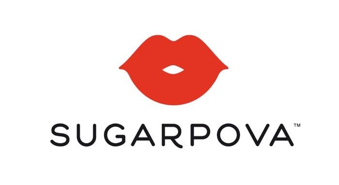 Sugarpova logo